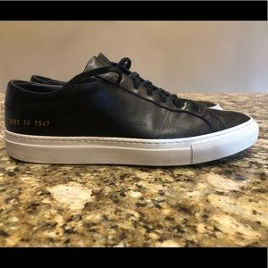 Common Projects classic women's sneaker.